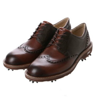 エコー ECCO MEN'S GOLF LUX (Brown)