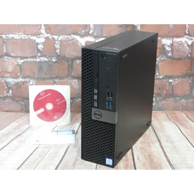 【中古】 Aランク Dell OptiPlex 5050SFF 第6世代 i5 SSD+HDD搭載 Win10