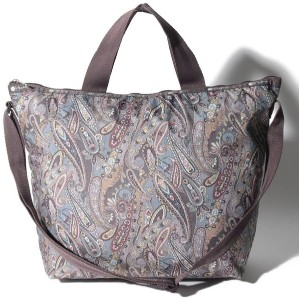 LeSportsac EASY CARRY TOTE/ペイズリースワール