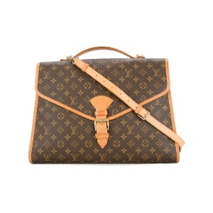 Louis Vuitton Pre-Owned Beverly 2way briefcase - ブラウン