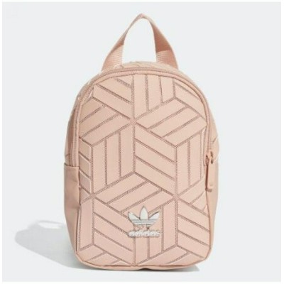 【SALE/50%OFF】adidas Originals BACKPACK MINI アディダス バッグ リュック/バックパック ピンク ブラック
