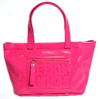 SEE BY CHLOE シーバイクロエ ZIP FILE ジップファイル トートバッグ S 9S7515 N05 A17 FUXIA ピンク レディース