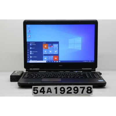 NEC PC-VK25TXZDF Core i5 3210M 2.5GHz/4GB/320GB/DVD/15.6W/FWXGA(1366x768)/RS232C/Win10【中古】【20191109】