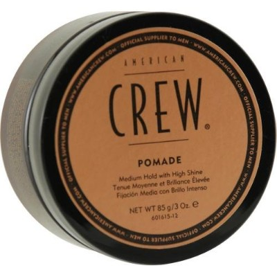 AMERICAN CREW by American Crew POMADE FOR HOLD AND SHINE 3 OZ ( PACKAGING MAY VARY) AMERICAN CREW b...