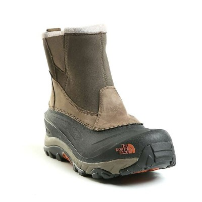 ザ ノースフェイス The North Face メンズ ブーツ シューズ・靴【Chilkat III Pull-On Boot】Mudpack Brown/Bombay Orange