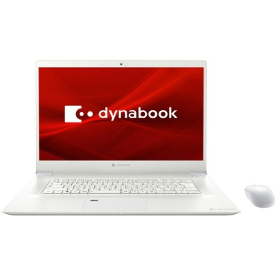 Dynabook ノートパソコン dynabook Z7 P1Z7LPBW [パールホワイト] [画面サイズ:15.6インチ CPU:第8世代 インテル Core i5 8265U(Whiskey...