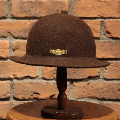 """DRESS HIPPY""""TRAD HAT""""BROWNDRESS HIPPYドレスヒッピー正規取扱店(Official Dealer)Cannon Ballキャノンボールあす楽対応送料..."""