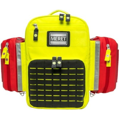 メレット メンズ ボストンバッグ バッグ V.E.R.S.A. Pro X Infection Control response pack High Viz Yellow
