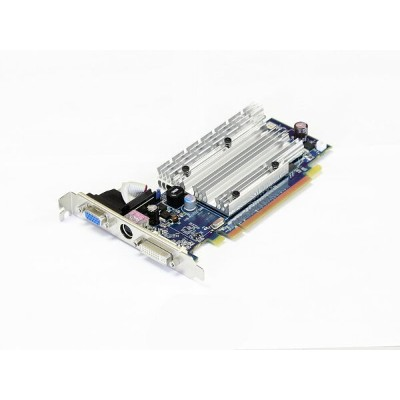 SAPPHIRE Radeon HD 3450 256MB DVI/VGA/TV-out PCI-Express 2.0 x16 11125-00【中古】