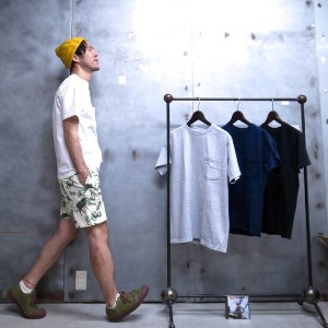 【 Goodwear / グッドウェア 】 S/S CREW NECK POCKET TEE / 半袖 ポケット Tシャツ GOOD WEAR ◆ MADE IN U.S.A. [ソーズカンパニー]...