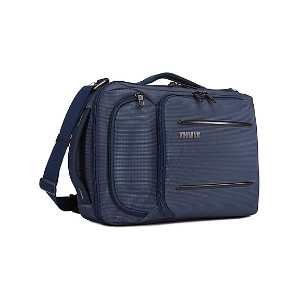 """THULE/スーリー  Crossover 2 Convertible Laptop Bag 15.6"""" DarkBlue【三越・伊勢丹/公式】 バッグ~~ブリーフケース"""