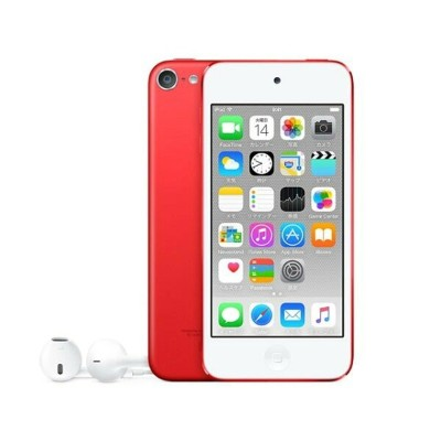 ★Apple iPod touch (PRODUCT) RED MKJ22J/A [4 インチ/32GB/レッド]