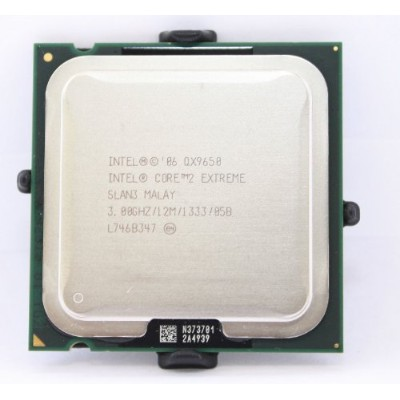 Intel CPU Core 2 Extreme qx9650 3.00 GHz fsb1333mhz 12 M lga775 Extreme with元インテルファン