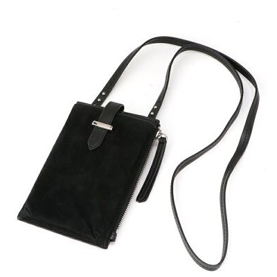 【SALE/75%OFF】CAPRICIEUX LE'MAGE スエードスマホウォレット パル グループ アウトレット バッグ バッグその他