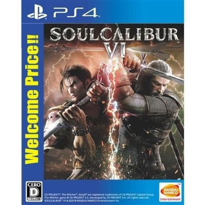 SOULCALIBUR Welcome Price!! PS4 PLJS-36135