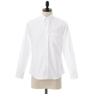 INDIVIDUALIZED SHIRTS[インディビジュアライズドシャツ]別注L/S Standard Fit Cambridge OX B.D shirts-MBDM- / IDS-00000...
