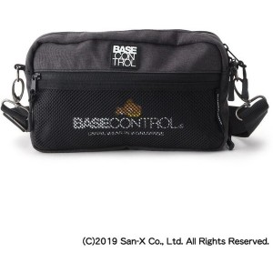 【BASE CONTROL(ベースコントロール)】 コラボ 別注 リラックマ ナイロン ショルダーバッグ [ギフト] OUTLET > BASE CONTROL > バッグ・財布・小物入れ >...