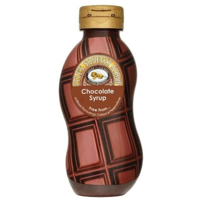 Lyle's Chocolate Syrup Squeezy (325g) ライル チョコレートシロップ