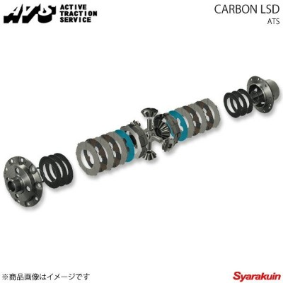 ATS エイティーエス LSD Carbon Carbon 1.5way 換装デフTO FIAT ABARTH 124 spider 2016.10〜 3268 MT CFRB9510