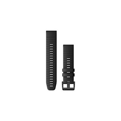 【新品】ガーミン(GARMIN) QuickFit F6 22mm Black 010-12863-10 (0101286310)