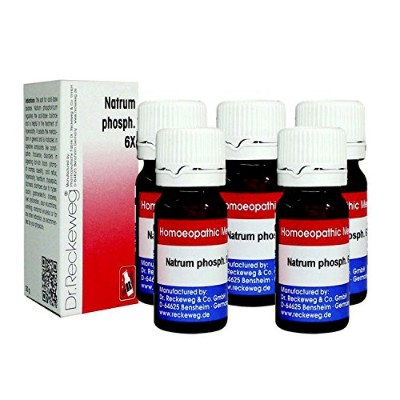 Dr.Reckeweg Germany Natrum Phosph 6X by Dr. Reckeweg