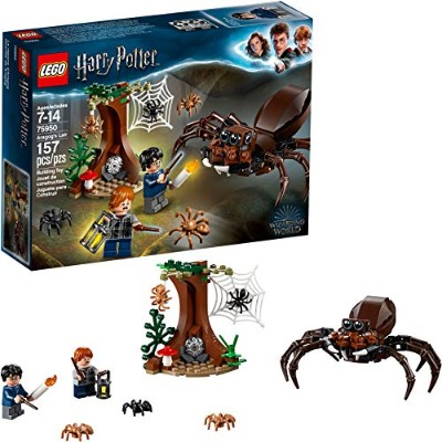 レゴ ハリーポッター 【送料無料】LEGO Harry Potter and The Chamber of Secrets Aragog's Lair 75950 Building Kit (157...