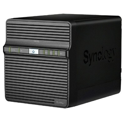 SYNOLOGY シノロジー DiskStation DS420j クアッドコアCPU搭載多機能4ベイNASキット DS420j