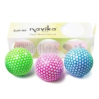 Navika Ladies Polka Dot Golf Balls【ゴルフ レディース>ボール】