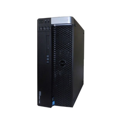 Windows7 Pro 64bit DELL PRECISION T5600 Xeon E5-2630 2.3GHz 6core 8GB 500GB×1 Quadro 4000 中古ワークステーショ...