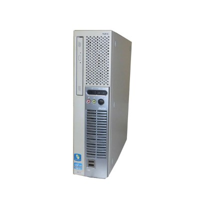 Windows7 Pro 32bit NEC Mate MK34LE-G (PC-MK34LEZCG) 第4世代 Core i3-4130 3.4GHz 2GB 250GB×2 DVD-ROM...