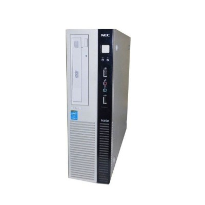 Windows7 Pro 32bit NEC Mate MJ36LL-M (PC-MJ36LLZCM) 第4世代 Core i3-4160 3.6GHz 2GB 500GB DVD-ROM...