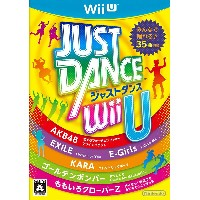 【中古】【WiiU】JUST DANCE Wii U【4902370521900】【リズム】