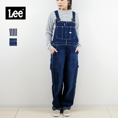 (15%OFFクーポン対象) Lee リー/ DUNGAREES OVERALL オーバーオール (LM7254-136/M.USED) (LM7254-104/HICORY) (2020年春夏) ...