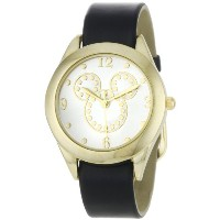 Disney Mickey Mouse ディズニー ミッキーマウス レディース腕時計 Women's MK1053 Mickey Mouse Dial Interchangeable Strap...
