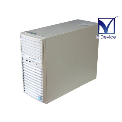 Express5800/GT110f N8100-1972Y NEC Xeon Processor E3-1220 v3 3.10GHz/4GB/HDD非搭載/DVD-ROM【中古】