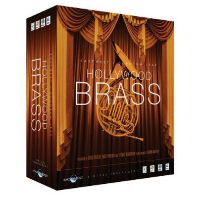 EASTWEST / EW203 QUANTUM LEAP Hollywood Brass Gold Edition【渋谷店】