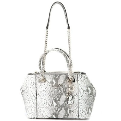 GUESS (W)HOLLY Status Carryall ゲス バッグ トートバッグ グレー【送料無料】