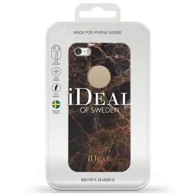 IDEAL OF SWEDEN iPhone5/5s/SE BROWN MARBLE