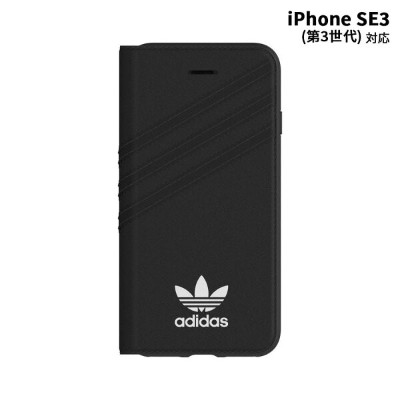 adidas iPhone 7/8 OR-Booklet case - Black/White