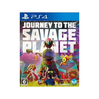 【PS4】Journey to the savage planet H2 INTERACTIVE [PLJM-16628 PS4 ジャーニートゥザサベージプラネット]