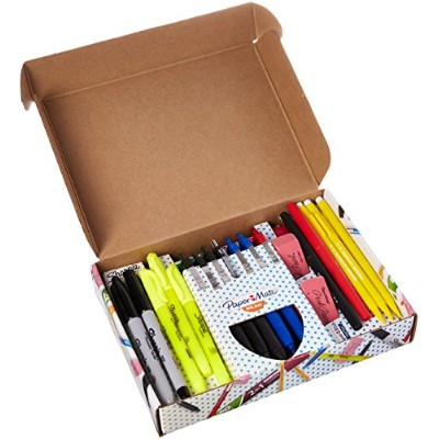 The Expo, Sharpie And Paper Mate 20 Piece School Tool Kit Set