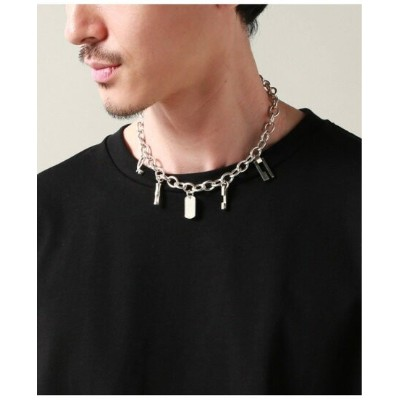 WORLDLY-WISE OLD GUCCI LINK CHAIN N/L (T GUCCI) ワールドリーワイズ アクセサリー ネックレス シルバー【送料無料】