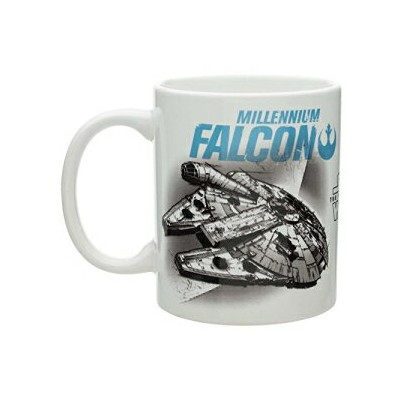 Zak Designs Star Wars Episode 7 11 oz. Ceramic Coffee Mug,