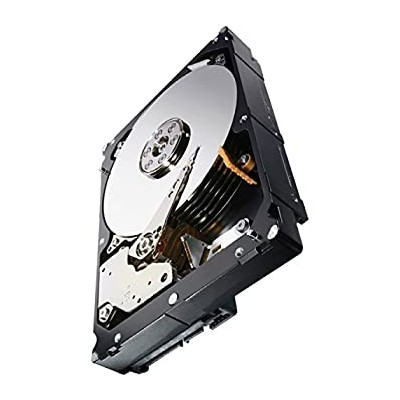 【中古】シーゲイト ST1000NM0033 Constellation ES.3 1TB 7200 RPM 128MB cache SATA 6.0Gb/s 3.5 内蔵HDD (ベアドライブ)