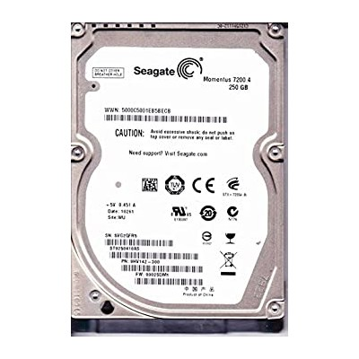 【中古】Seagate Seagate st9250410as 250?GB 2.5?9.5?MM SATA 7200rpmハードディスクドライブ