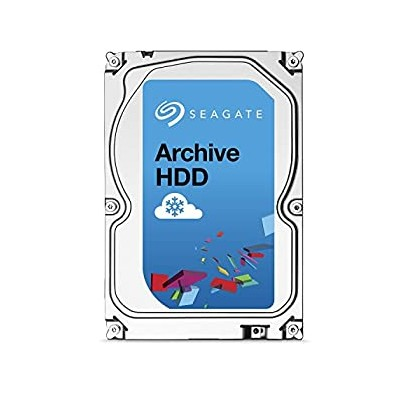 【中古】Seagate Archive 8TB SATA 6 Gbps 128MB Cache 3.5' Internal Bare Drive ST8000AS0002 [並行輸入品]