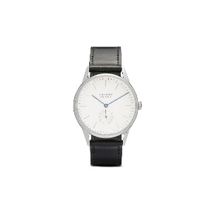 NOMOS Glashütte オリオン 38mm - White, silver-plated