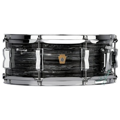 """Ludwig LS908XX1Q [Jazz Fest Series Snare Drum The 5.5"""" × 14"""" / Vintage Black Oyster]"""