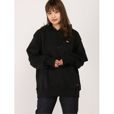 【SALE/50%OFF】G.V.G.V. Hoodie-Sweet 90's Loose New Official Black ケイスリー カットソー パーカー ブラック【送料無料】