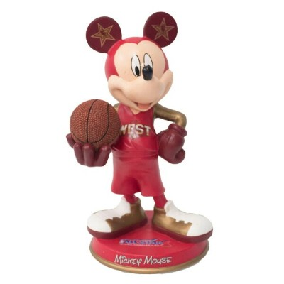NBA ウェスト フィギュア 2011オールスター ディズニー ミッキーマウス Forever Collectibles